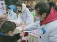 """大邑县妇幼保健院 """"携手防疫抗艾,共担健康责任""""大型义诊活动"""