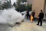 冬季消防知识讲座及消防演练